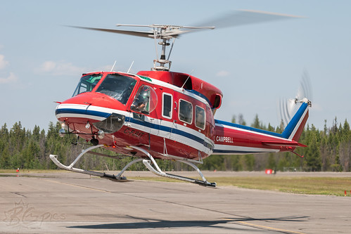 C-FJUT - Campbell Helicopters - Bell 212 | by bcavpics