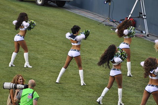 2012 preseason Oakland Raiders @ Seahawks | by NBWaller