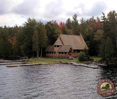St Williams Raquette lake | by mrsmecomber