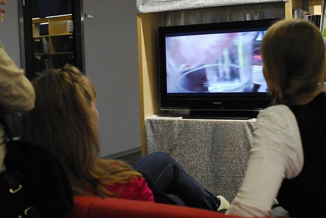tv soffan