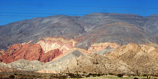 Coloured hills, Salta, Argentina | by PaulBFowler
