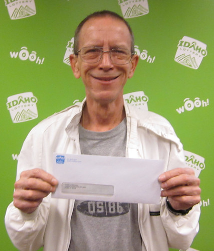 Daniel Kreiser - $7,738 Weekly Grand 2nd Chance Draw | by Idaho Lottery
