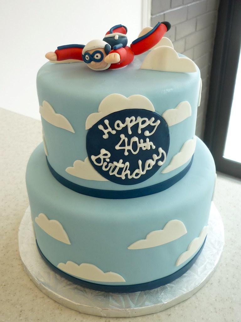Sky Cake Ideas