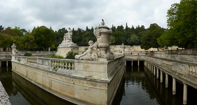 Flickr photo sharing - Jardin de la fontaine nimes limoges ...