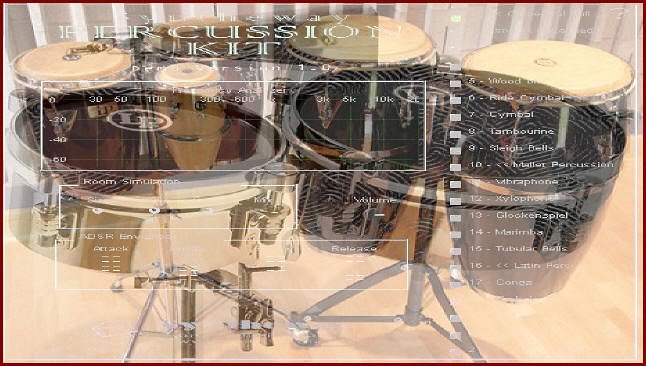 timbales vst