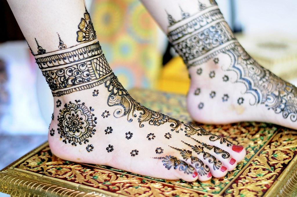 Henna Anklets   makedes.com