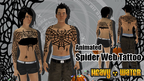 HeavyWater_AnimatedSpiderTattoo_684x384_20121010 | by PlayStation.Blog