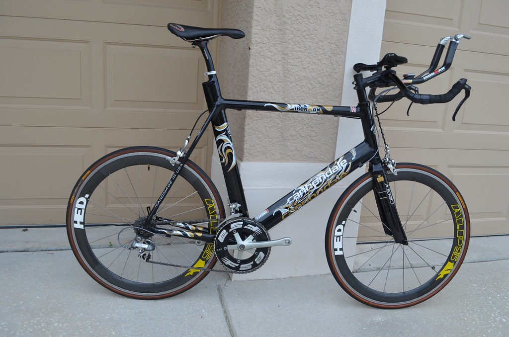 Cannondale Ironman 800
