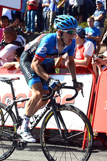 Andrew Talansky - Vuelta a España, stage 11 | by Team Garmin-Sharp
