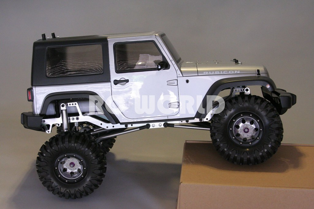 Rc Rock Crawler Jeep Wrangler Rc World Flickr