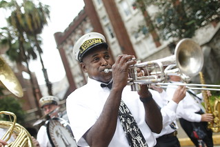 Storyville Stompers Brass Band | by LoyolaNOLA
