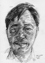 Larry H. Kang for JKPP by Arturo Espinosa