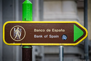 Bank of Spain | by http://javier.estraviz.photography