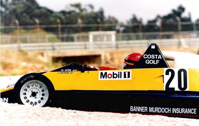 Campeonato Nacional Mobil de Formula Ford 1995 1st FF1600 in the Championship