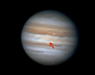 Possible Jupiter impact scar? (nope) - 9/11/12 | by zAmb0ni