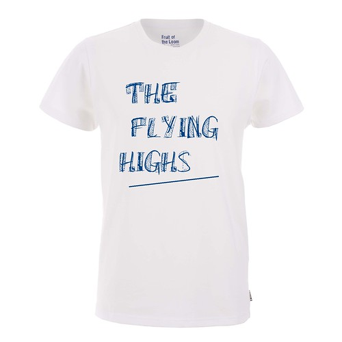 Men's Flying Highs Printed T-shirt | by TalismanClothing