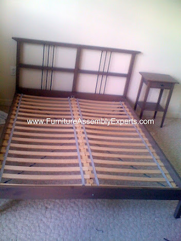 Ikea Rykene Bed Frames Assembly Service In Baltimore Md Flickr