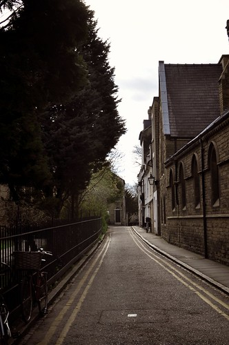 Side Street Of Cambridge. | by fflav