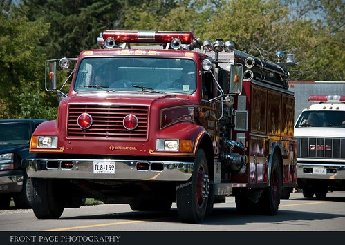 C-K Fire - 15-11, North Buxton Homecoming Parade | by Front Page Photography / Hooks & Halligans
