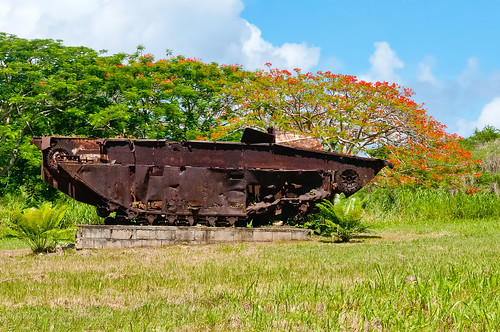 Tinian Amtrac | by Reef_Wreck