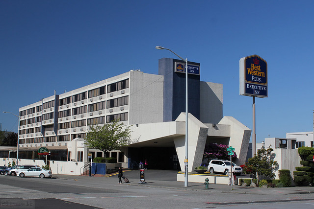 photo On best western plus executive inn