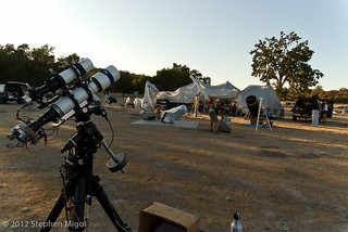 Waiting for Dark at Calstar 2012 | by S Migol