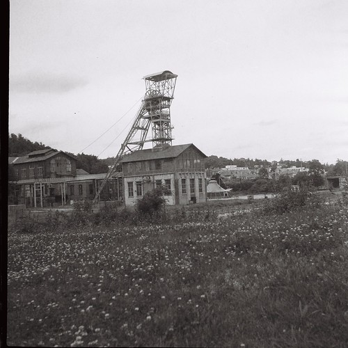 Lubitel 2/St étienne/mine couriot | by Molle William