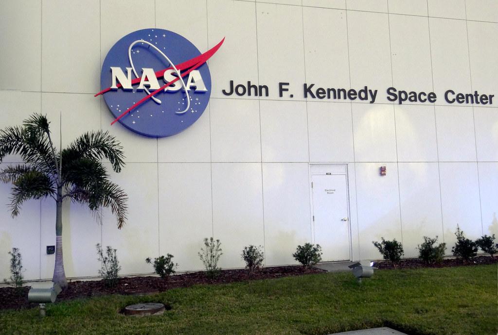 nasa kennedy center in florida map - photo #41