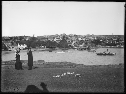 Watsons Bay | by Powerhouse Museum Collection