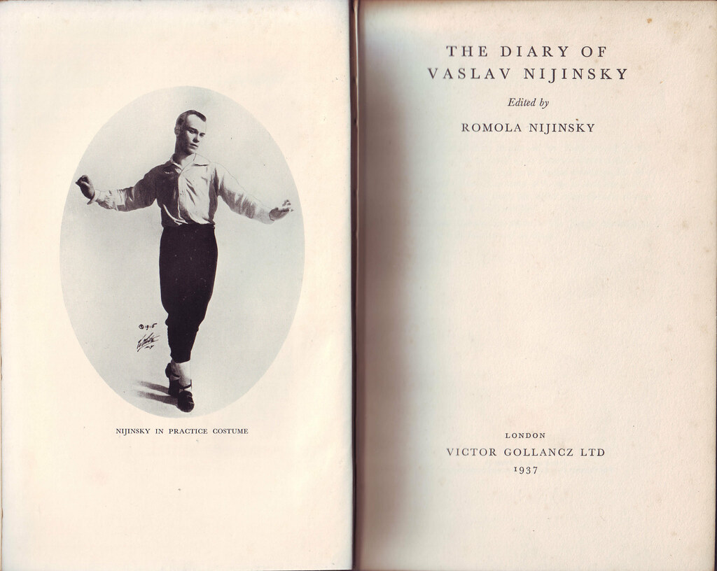 nijinsky diary