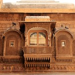 Fort Palace - Jaisalmer