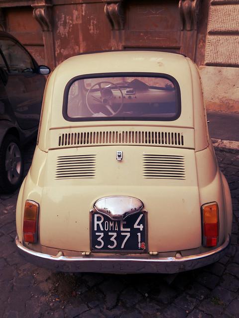 Rome car