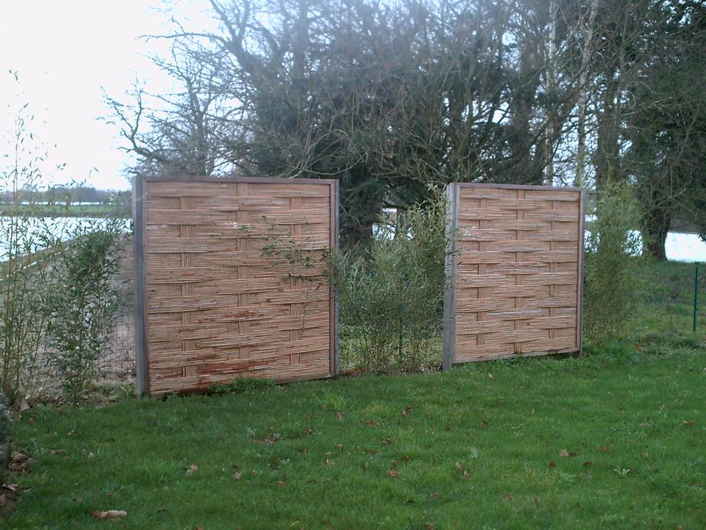 deux panneaux bambou carquefou bois deux panneaux flickr. Black Bedroom Furniture Sets. Home Design Ideas