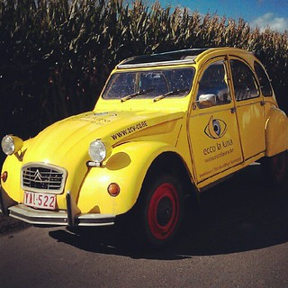 we had fun with this #2cv | by peixes loucos