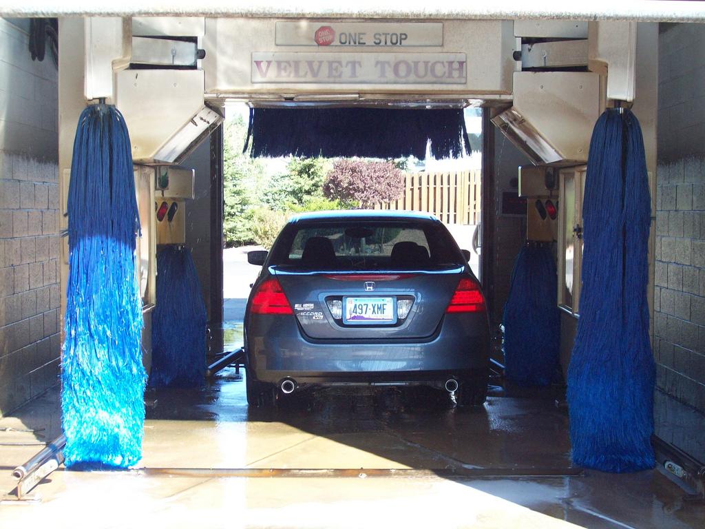 Car Wash Video Ryko