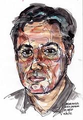 Miguel Angel López Salazar for JKPP by Arturo Espinosa