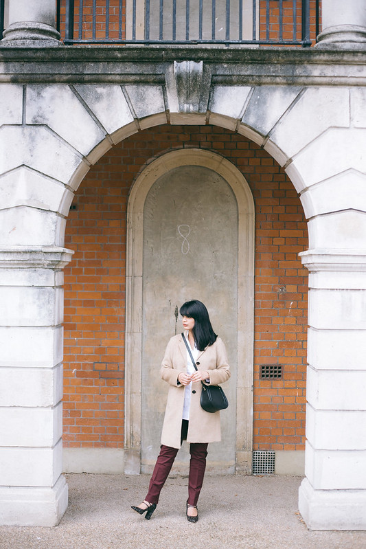 {work wear with Boden} via chevrons & éclairs