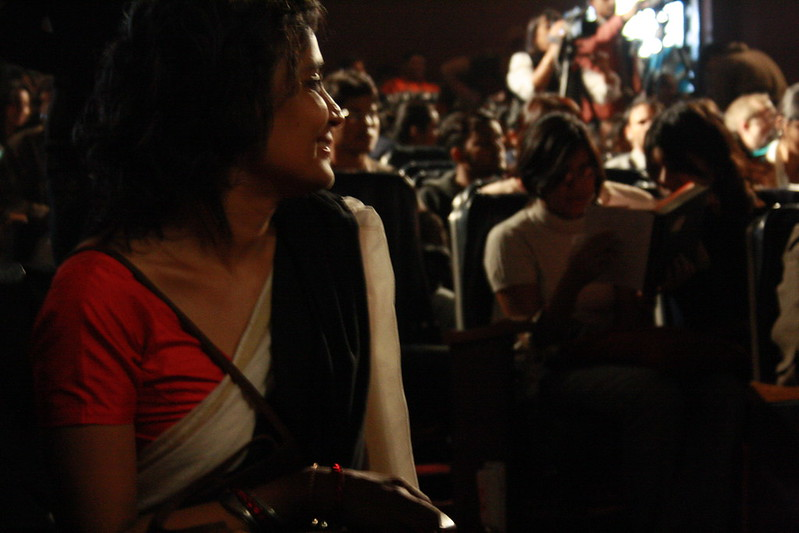 City Notice – The Delhi Walla's Photo of Arundhati Roy Appears on Her New Book of Essays!