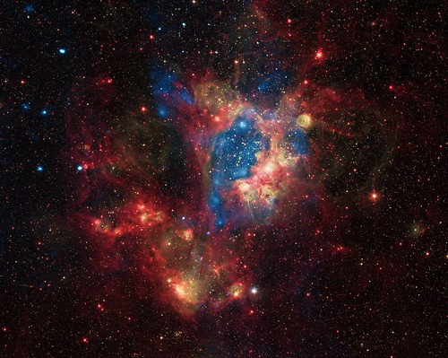 A Surprisingly Bright Superbubble (NASA, Chandra, 08/30/12) | by NASA's Marshall Space Flight Center