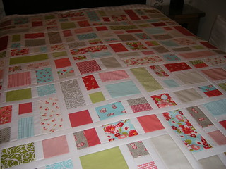 Ruby Quilt Top | by Sarah@SewMe