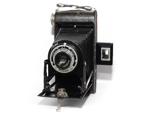 Kodak Folding Brownie Six-20 | by °Bracket