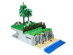 Forgotten Coast of Mysterious Cows and Bloodthirsty Crabs by Lego_fan