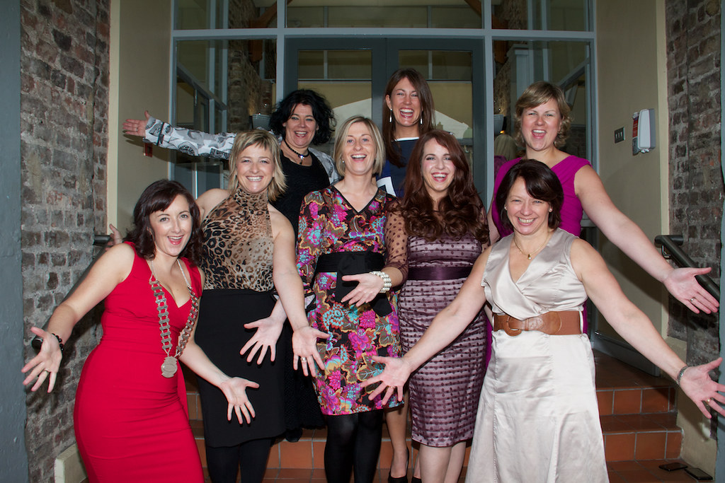 Three Top Business Women From Galway Cork And Dublin Win