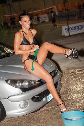 Amusing piece naked girls on cars sex criticising