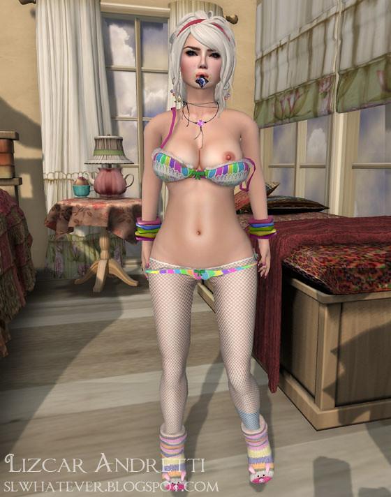 Liz Rainbow Nude Photos 96