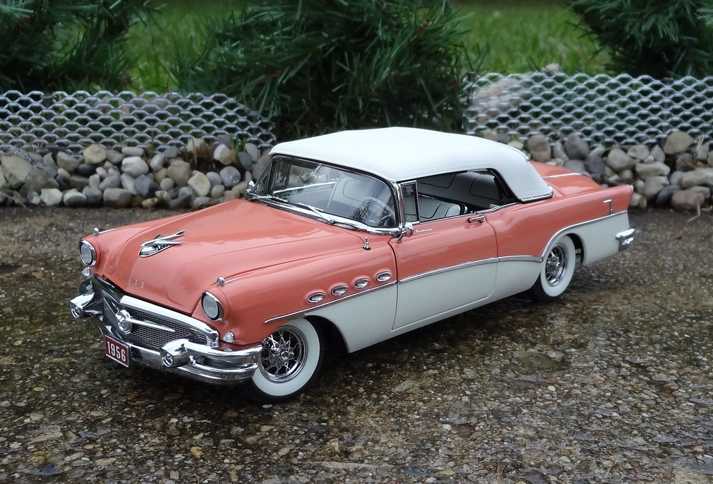 1956 Buick Roadmaster Convertible Issued By The Danbury