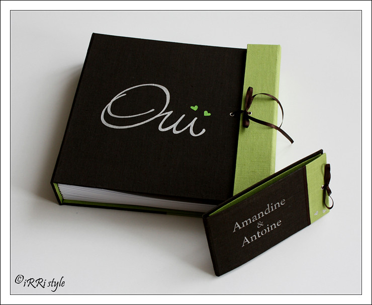 Wedding Gift Checks : Wedding Photo Album with Personalized Wedding Gift Check Flickr