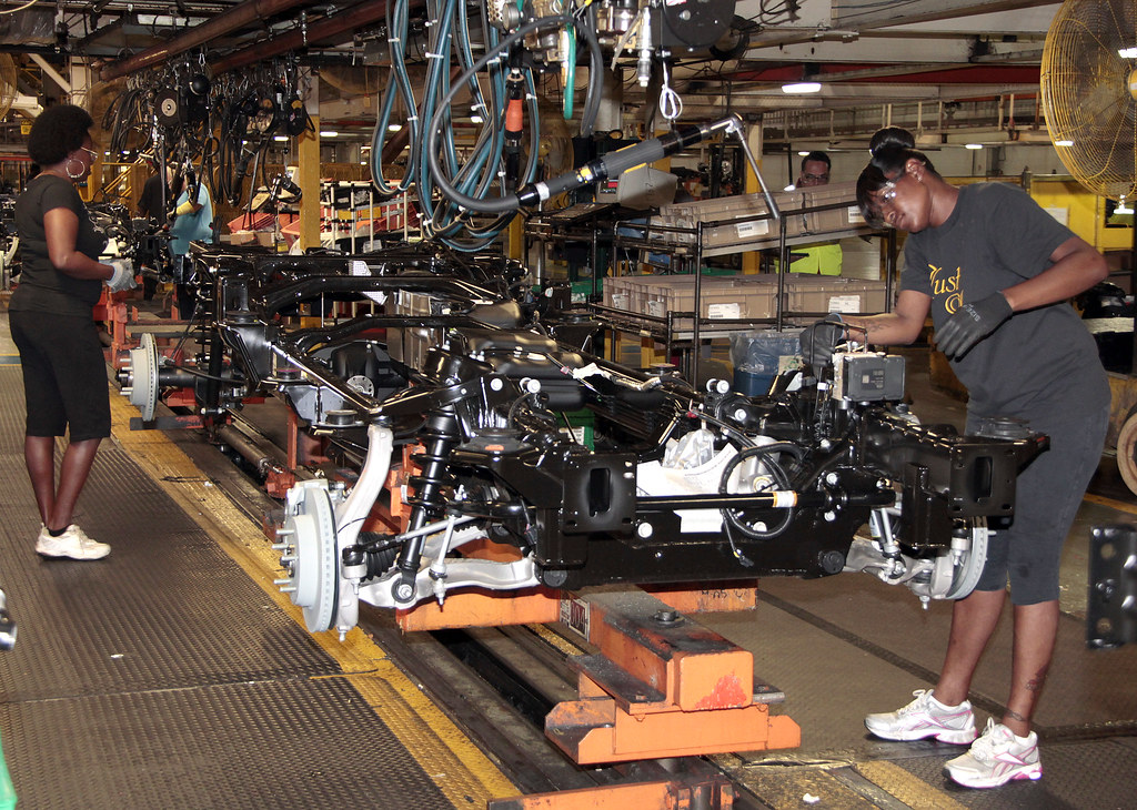 Warren Mi Truck Assembly Plant Fiat Chrysler