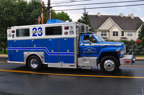Fire department vehicles everything except engines for Department of motor vehicles west haverstraw ny