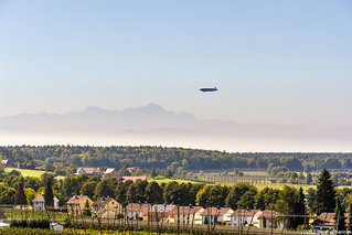 Saentis with Zeppelin | by Bumbus
